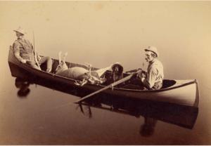 Лодка Адирондак