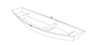 Самодельная лодка для рыбалки