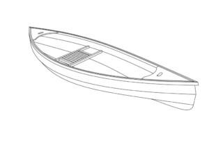 Чертеж лодки из фанеры своими руками Ерик