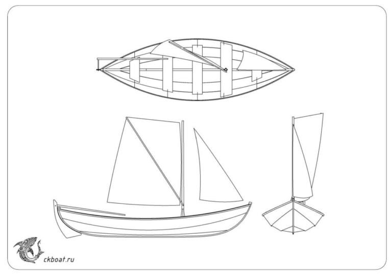 Деревянная лодка своими руками из фанеры