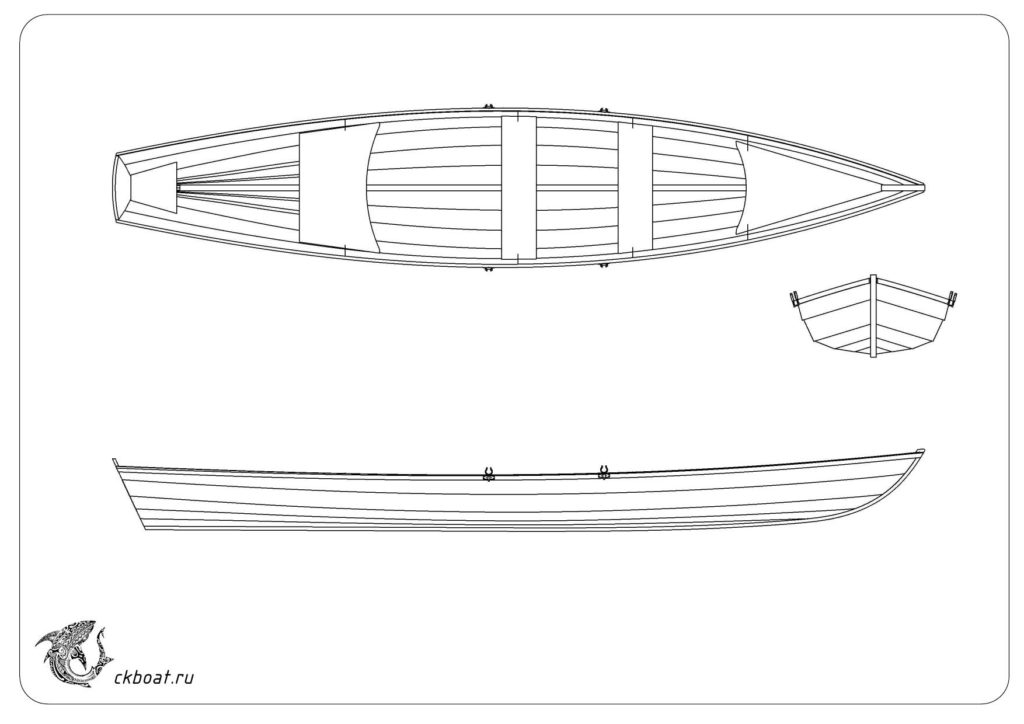 Лодка своими руками чертежи гички Эрца