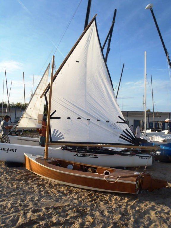 проект лодки из фанеры