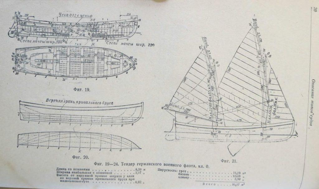 малкое судостроение книга Адольфа Брикса