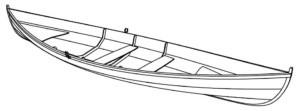 фанерная лодка Drake