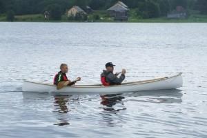 сделать лодку своими руками