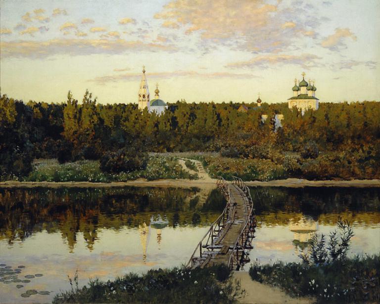 Тихая обитель. 1890.