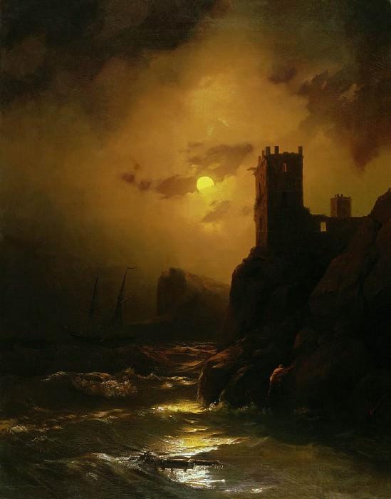 Башня. Кораблекрушение, 1847г