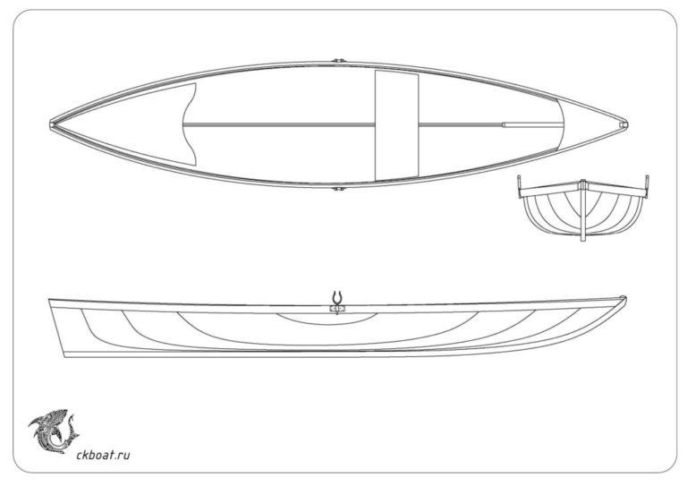 Лодка Верейка