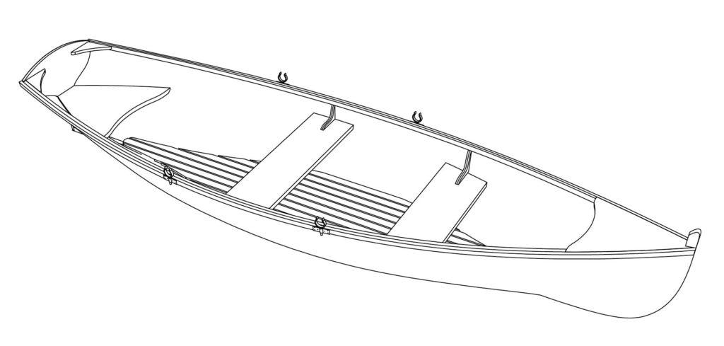 Лодка W423