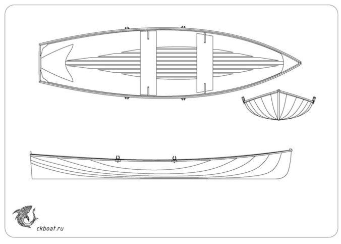американская лодка