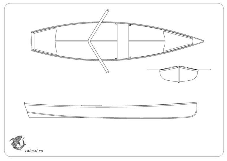 Спортивная лодка Аравана