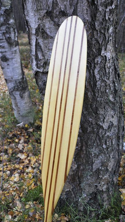 Деревянные весла «Ottertail» для каноэ
