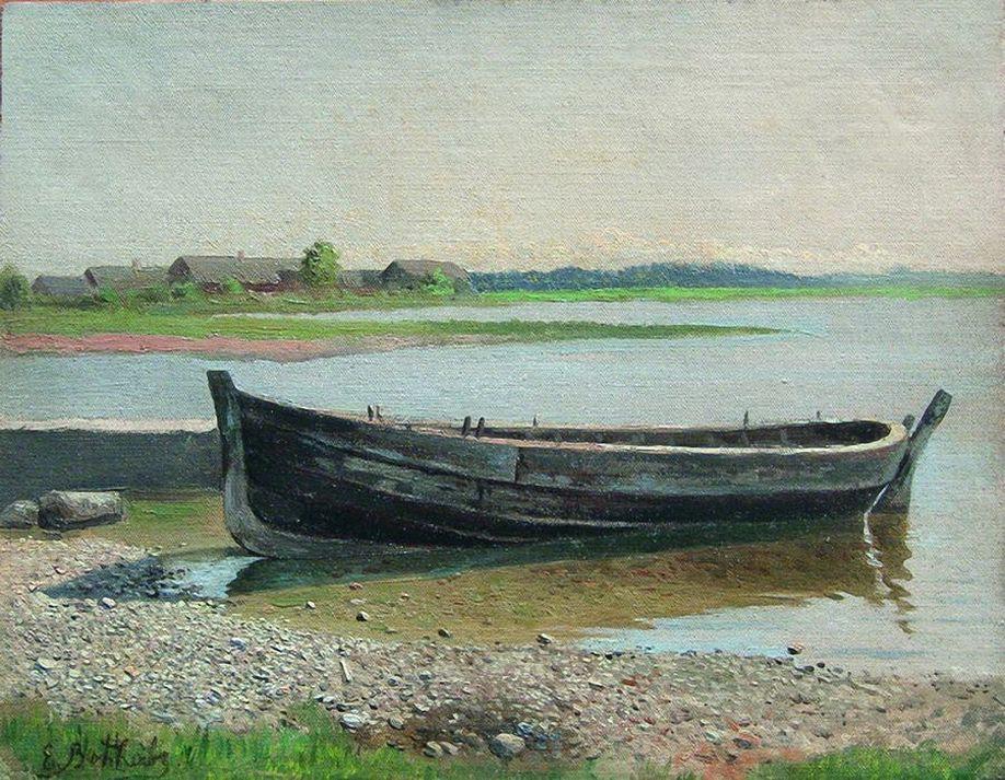 Efim-Volkov-Lodka-na-reke.-1880-e.jpg