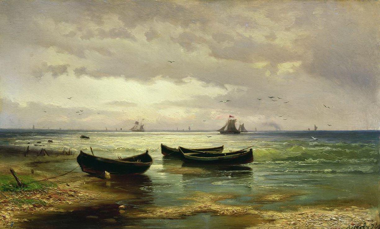 Efim-Volkov-Vzmore.-Rybatskie-lodki.-1874.jpg